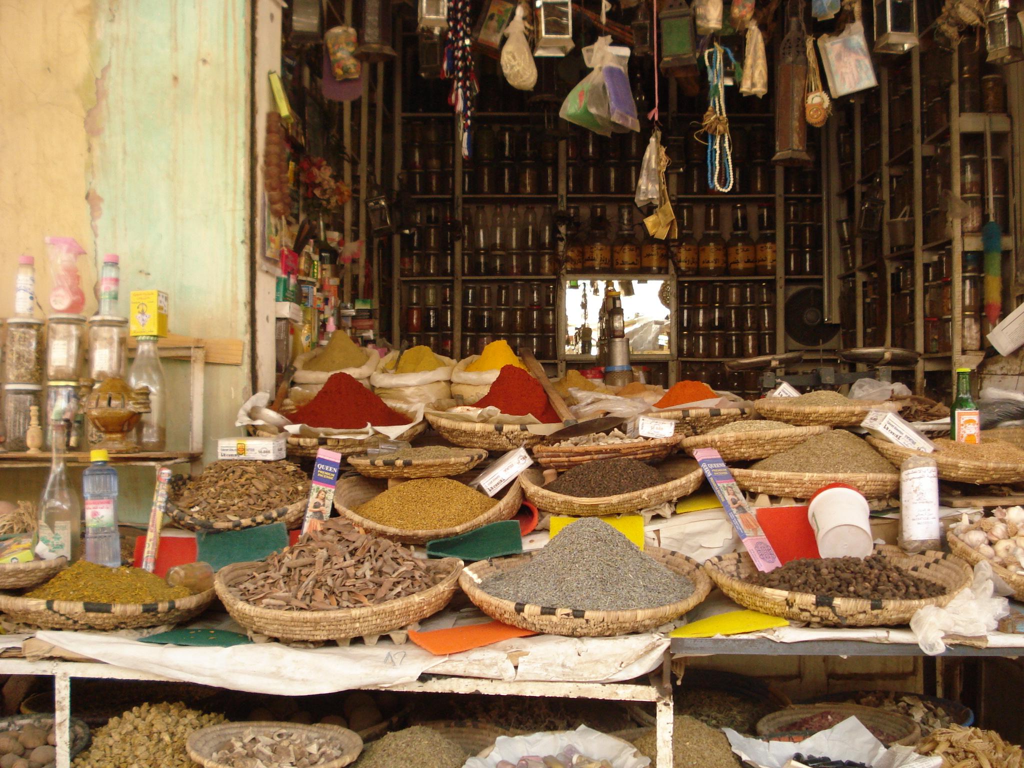 Soloraids, cap d'any al Marroc